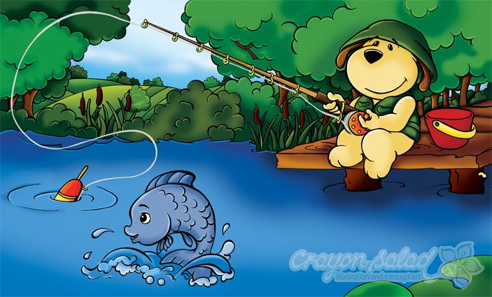 Angler Remy